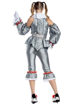 IT Women's Pennywise Premium Costume Alt 1