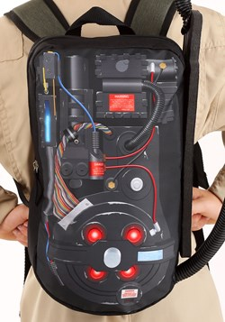 Toddler Ghostbuster Proton Pack 2