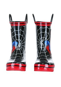 Child Spider-Man Rain Boots Alt 1
