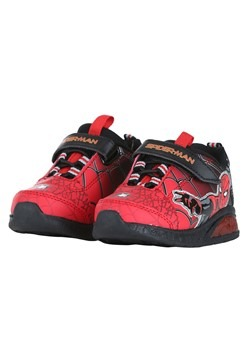Child Spider-Man Lighted Athletic Shoe