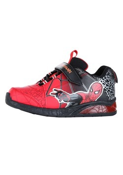 Child Spider-Man Lighted Athletic Shoe Alt 3