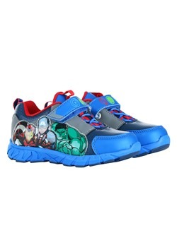 Child Avengers Lighted Athletic Shoe