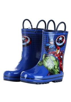 Child Avengers Rain Boot