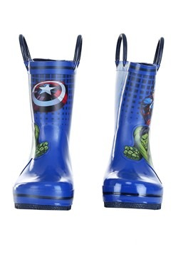 Child Avengers Rain Boot Alt 1
