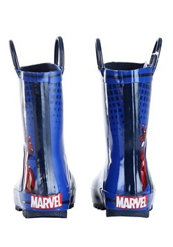 Child Avengers Rain Boot Alt 3