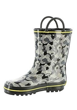 Batman Rain Boots Alt 1