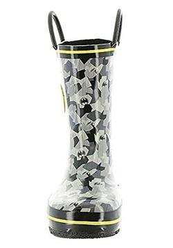 Batman Rain Boots Alt 2