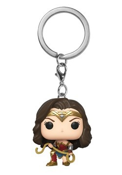 POP Keychain Wonder Woman 1984 Wonder Woman w Lasso