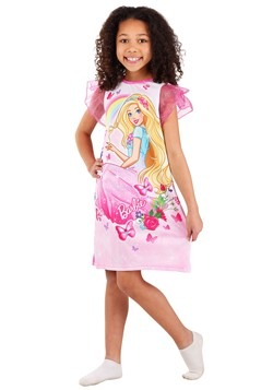 Girls Barbie Dorm Nightgown