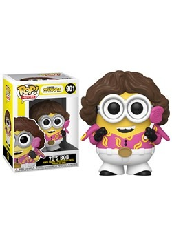 POP Movies: Minions The Rise of Gru: 70's Bob