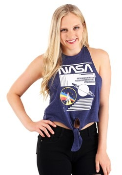 NASA Tie Front Tank