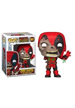 Pop! Marvel: Marvel Zombies - Deadpool