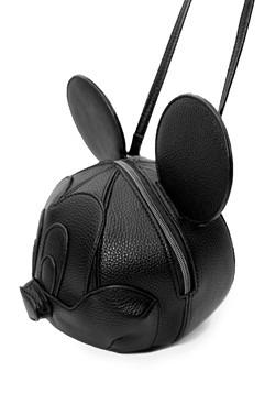 Danielle Nicole Mickey Mouse Crossbody Bag