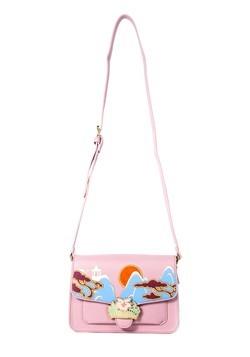Danielle Nicole Mulan Classic Satchel Bag Alt 1