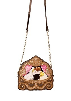 Danielle Nicole Cinderella Wedding Carriage Diecut Crossbody