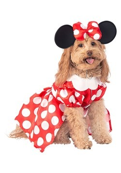 Minnie Mouse Costume for Dogs