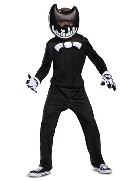 Childs Bendy & The Ink Machine Ink Bendy Costume