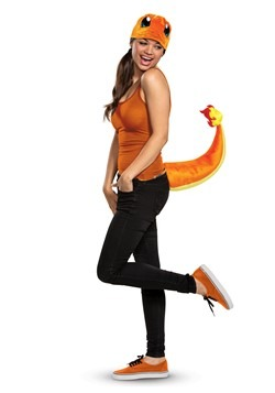 Pokemon Charmander Costume Accessory Kit