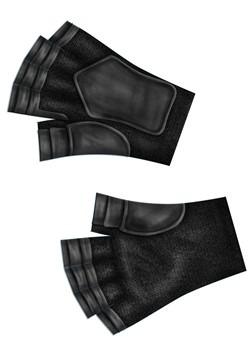 Kids Black Widow Fingerless Gloves