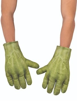 Avengers Endgame Hulk Gloves for Kids