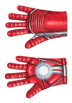 Avengers Endgame Iron Man Gloves for Kids