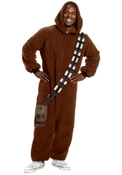 Chewbacca Jumpsuit For Adults