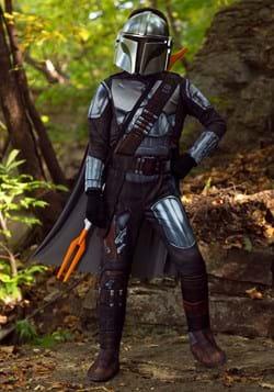 Mandalorian Beskar Armor Kids Costume