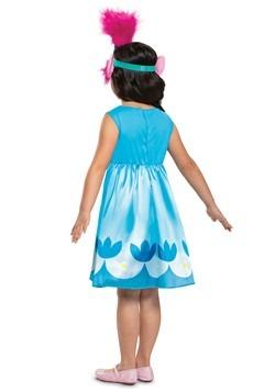 Trolls World Tour Girl's Classic Poppy Costume 2