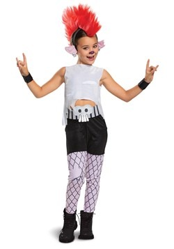 Trolls World Tour Girl's Deluxe Barb Costume
