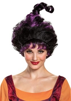 Deluxe Adult Mary Wig Hocus Pocus