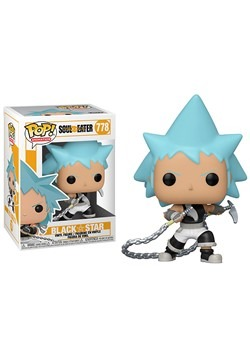 POP Animation: Soul Eater - Black Star