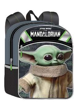 "Star Wars ""The Child"" Baby Yoda 11"" Half Moon Backpack"