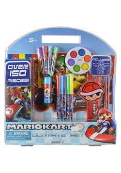 Mario Kart Ultimate Art Set