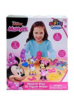 Minnie Softee Dough 3D Figure Maker