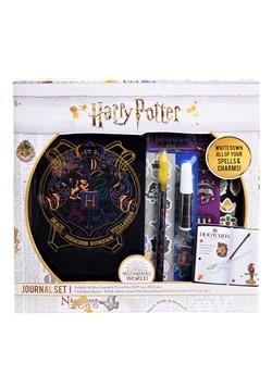 Harry Potter Sparkling Journal Set in Box