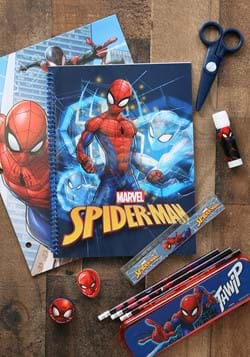 Spiderman 11pc School Supply Value Pack