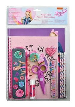 JoJo Siwa 11pc School Supply Value Pack