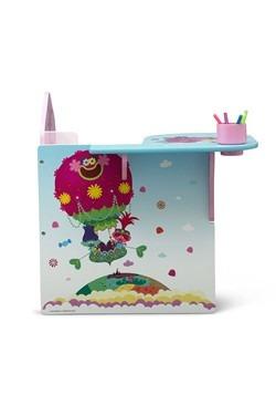 Trolls Poppy Chair Desk with Storage Bin Alt 2