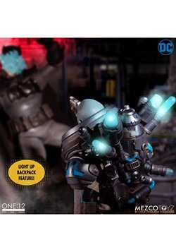 One 12 Collective Mr Freeze Deluxe Edition Action Figure Alt