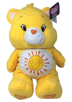 "Care Bears Funshine Bear 24"" Plush"