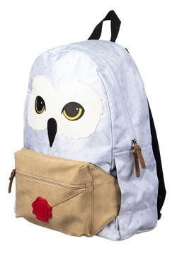 Harry Potter Hedwig Backpack with Removable Fanny Pack Alt 1