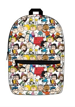 Peanuts AOP Sublimated Backpack
