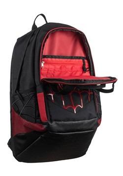 Spiderman Black and Red Laptop Backpack Alt 2