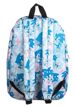 Tie Dye Sonic Quicturn Backpack Alt 1
