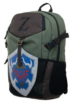 Zelda Shield Backpack Alt 1