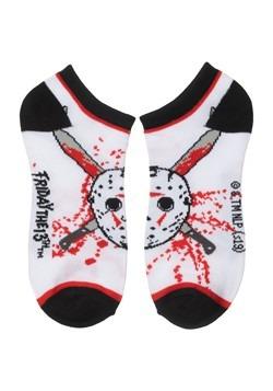 Friday the 13th 5 Pair Ankle Socks Alt 2