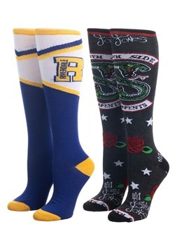 Riverdale 2 Pair Pack Knee High Socks
