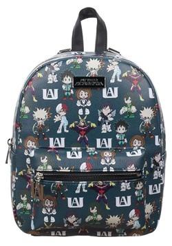 My Hero Academia Toss Print Mini Backpack