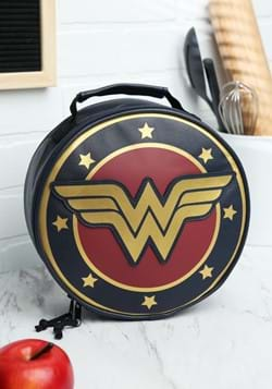Wonder Woman Crest Lunch Box