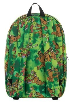 Scooby Doo All Over Print Sublimated Backpack Alt 2